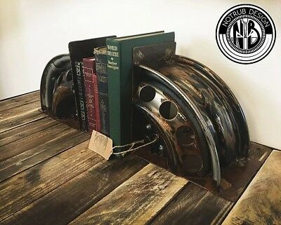 Industrial Vintage Custom Bookend Furniture
