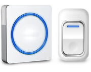 Wireless Door Bell with Battery