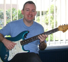 Guitar Lessons / Music Tutor - all ages covered 7-70+ ; Full Time registered business South Wales