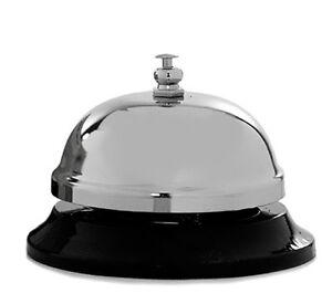 Tischklingel Rezeptionsklingel Empfangsklingel Hotelklingel Thekenklingel Glocke