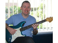 Guitar Lessons / Music Tutor - all ages covered 7-70+ ; Full Time registered business