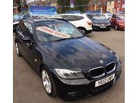 BMW 320 2.0TD 320d [184] M Sport (FULL LEATHER)
