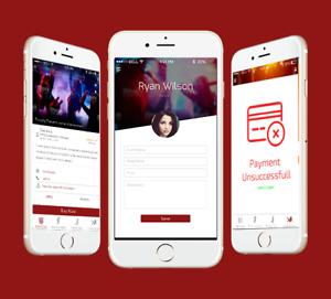 I will design and develop digital wallet app
