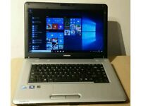 Toshiba laptop. 4gb ram. Hdmi. Windows 10