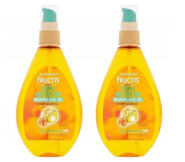 Garnier Fructis Marvelous Oil Deep Nourish 5oz Pump