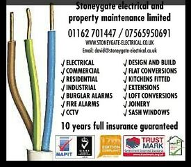 STONEYGATE ELECTRICAL AND PROPERTY MAINTENANCE LTD