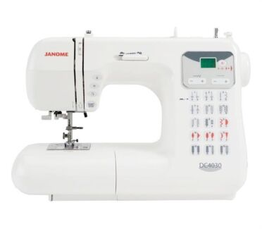 Janome DC4030 Sewing Machine Eimeo Mackay City Preview