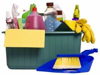House cleaner for various contracts around Botley, Cumnor, Cowley and Headington areas