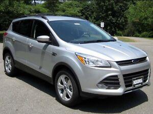 2013 Ford Escape SE Finance Take Over