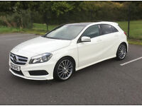 Mercedes A Class 1.5 A180 Panoramic Sunroof