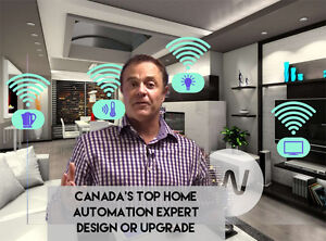 SMART HOME AUTOMATION: IF YOU ARE BUILDING NOW OR ARE A CONTRACT