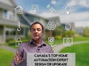 Home Automation for renovation or New Construction