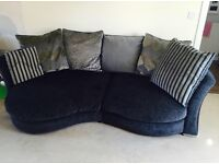 DFS SOFA AND CUDDLER SOFA