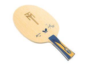 Table tennis racket - Butterfly Timo Boll ZLF - Flared