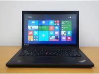"Lenovo Thinkpad T440 14"" Laptop, i5,128GB,8GB"