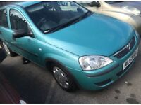2003/53 VAUXHALL CORSA 1.2 PETROL MANUAL 5 DOOR