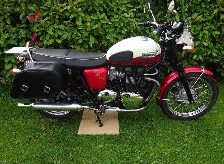 Triumph t100 bonneville £4200 cheap bargain price
