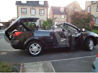 Renault Megane Privileged 1.6 convertible