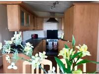 Luxury Static Caravan Lodge For Sale on Coastal Park in North Wales