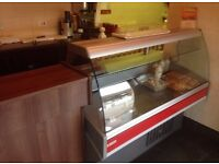 Cafe/Take away, catering commercial equipment