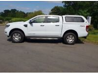 2016 Ford Ranger 3,2 TDCi Limited 2 Double Cab Pickup 4x4 4dr 1 owner