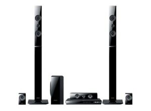 Samsung Home Theatre System Smart hub/3D/Blu-ray Player