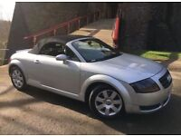 Audi TT roadster 1.8t incredible condition!!