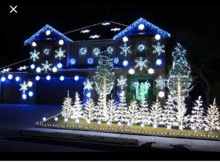 Christmas Light Show Kit.Christmas Light And Music Show In Halstead Essex Gumtree