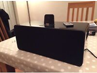 iPhone Docking Station with Aux input