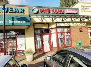 Vietnamese Restaurant for sale in Fraser Heights