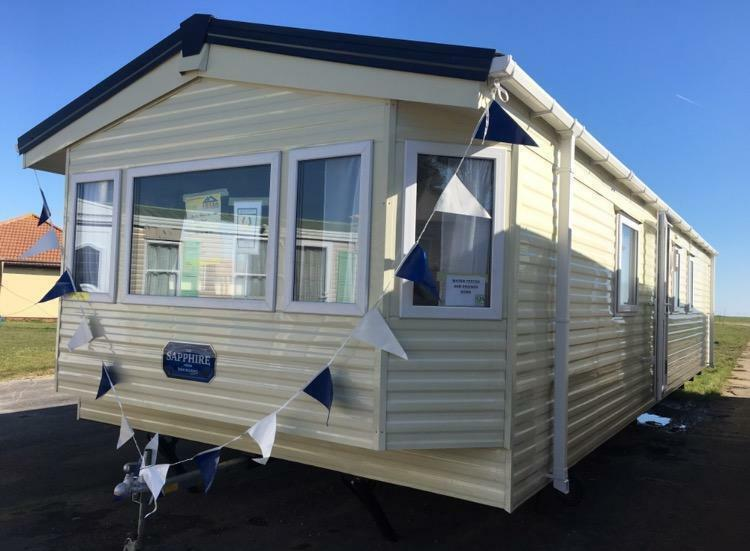 Static Caravan Whitstable Kent 2 Bedrooms 6 Berth Delta Sapphire 2017 Seaview