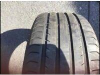 205/45 R17 Vredestein Tyre