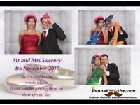 Photobooth photo booth wedding engagement prom