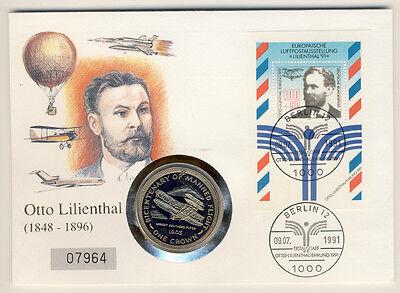 DEUTSCHLAND - 100 Jahre FLUG - OTTO LILIENTHAL - ANSCHAUEN (11027/516N)