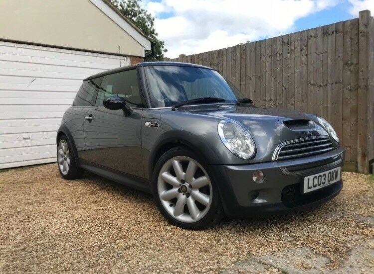 Mini Cooper S Dealer Aftermarket Kit Done Post Sale By Thames Ditton