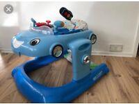 Mothercare 3 in 1 convertible walker jumperoo