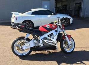 2004 cbr600rr street legal stuntbike