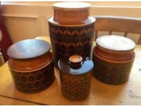 Hornsea Heirloom/Bronte Pottery