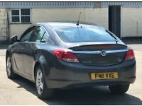 2011 Vauxhall Insignia 2,0 litre diesel 5dr 1 owner