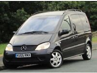 +++Mercedes-Benz Vaneo 1.7 CDI Ambiente 5dr ++NEW SHAPE++7 SEATER++BARGAIN+