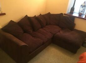 Good condition corner sofa units