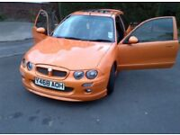 MG ZR REPLICA