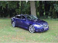Stunning Ultraviolet Jaguar XJL Portfolio for sale