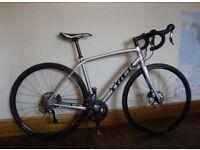 Trek Domane ALR 4 Disc 2018 Road Bike RRP £1,400 - Specialized BMC Giant Cannondale Ultegra 105