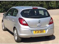2011 Vauxhall Corsa 1,4 litre 5dr 1 owner
