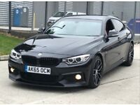 2015 BMW 4 Series Gran Coupe 2,0 420d M Sport 1 owner