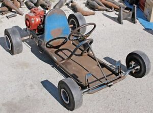 Looking for cheep go kart project