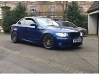 BMW M SPORT 120D with extra's & engine rebuild