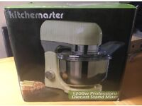 Stand mixer 5L - Kitchenmaster