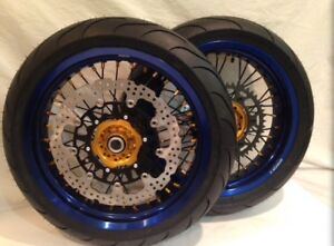 Looking for Supermoto wheels